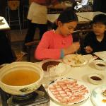 Shabu Shabu For Adults Complimentary Curry Rice for Children