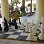 Hilton Plaza Mega Chess
