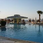 Hilton Plaza pool