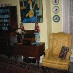 More of the living room