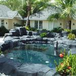 Quantum Villa private pool