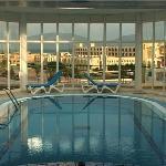 piscine couverte panoramique