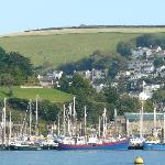 Kingswear views