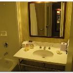 Nice bathroom ameneties