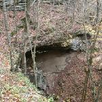 Cordell Hull State Historic Site- moonshine cave