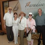 After Sugery in COSTA RICA -PARADISE COSMETIC INN-