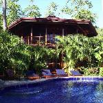 Poolside at Tambor Tropical