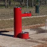 Arlington Dog Park - water is available