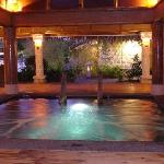 jacuzzi and hot pool