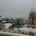 Snow In Bhurban