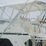 Boats at the Punta Cana Marina