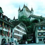 Castillo de Thun (Suiza)