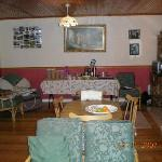 Dieskirt Farm B&B-living room