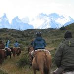 Patagonia - horseback ride