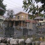 Adharshila cottage - form the outside
