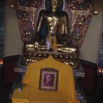 The Buddha at Norbulingka Institute