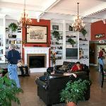 Depot Inn lobby