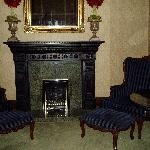 Junior suite - fireplace