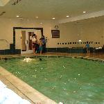 Hampton Inn piscina