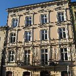 Front of the Senacki