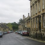 A street in Burford