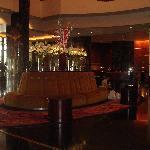 crown towers-lobby