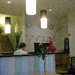 Alex Hotel lobby