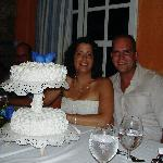 Wedding Cake and Supper