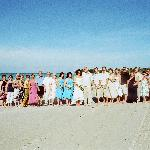 Group Photo on Beach