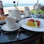 seafront breakfast at anytime you want