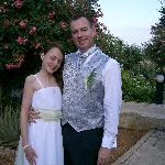 Steven and Megan