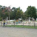 Der besagte Kinderspielplatz.