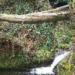 glenoe waterfall 2