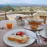 Breakfast at Serrinn House