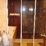 Sea village deluxe room bathroom