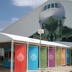 Entrée du Musée Concorde