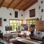 Posada Los Encuentros Great Room