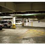 Hotel's Underground Parking