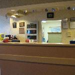 Microtel Inn Latham, NY - Frontdesk