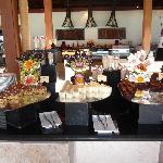 buffet Malaan