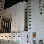 Side View of Oberoi Madina