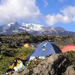 Nevados de Chillán (Vista Campamento Base)