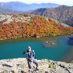 Laguna Huemul (Termas de Chillán camino a Shangrilá)