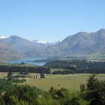 Wanaka Adjacent Lake