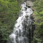 Crystal Cascade Waterfall near Pinkham Notch