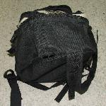 damages at the backpack