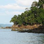 Pasir Tengkorak Beach.