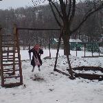 Snowy Playground :)
