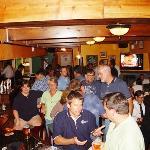 Friday night at the Celt Irish Pub