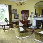 Dualla house sitting room